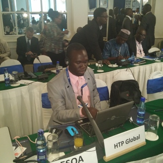Kivumbi Earnest at Hilton Hotel Nairobi for Africa Regionala Summit (4)