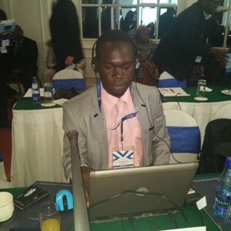 Kivumbi Earnest at Hilton Hotel Nairobi for Africa Regionala Summit (5)