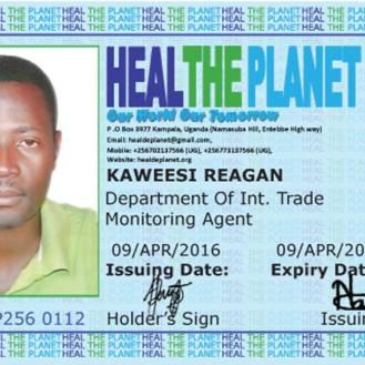 HTP Kaweesi Reagan
